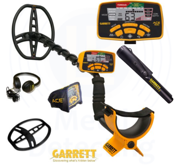 Garrett ACE 400i Locator Package