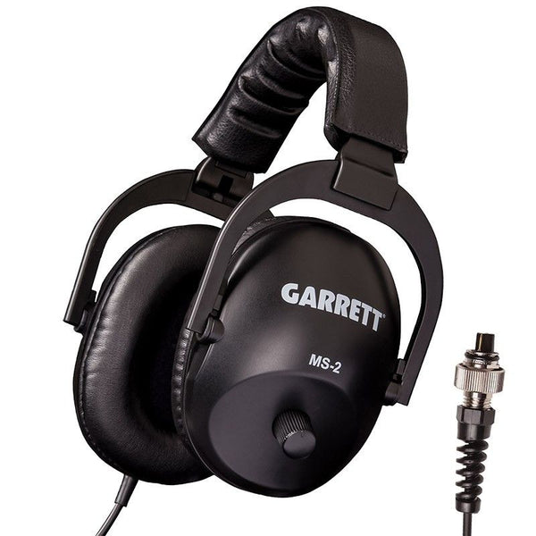 Garrett MS-2 Headphones for AT