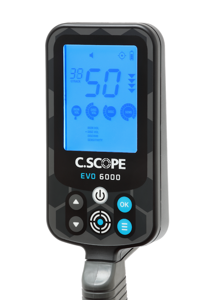 C.Scope EVO-6000 Metal Detector