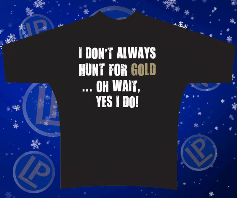 Metal Detecting T-Shirts
