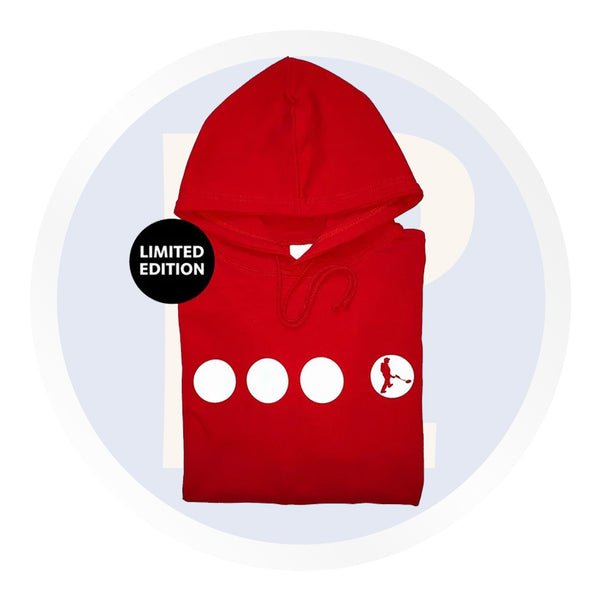 Searcher Red Hoodie