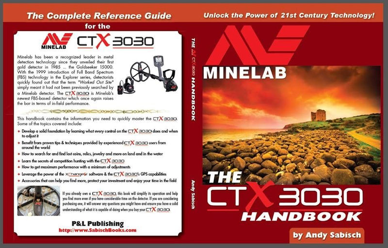 The CTX3030 Handbook by Andy Sabisch