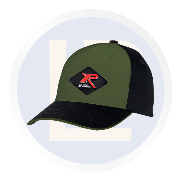XP Khaki and Black Baseball cap