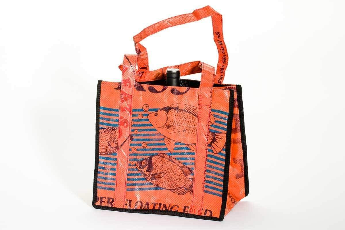 Tote Bags 6-Bottle Wine