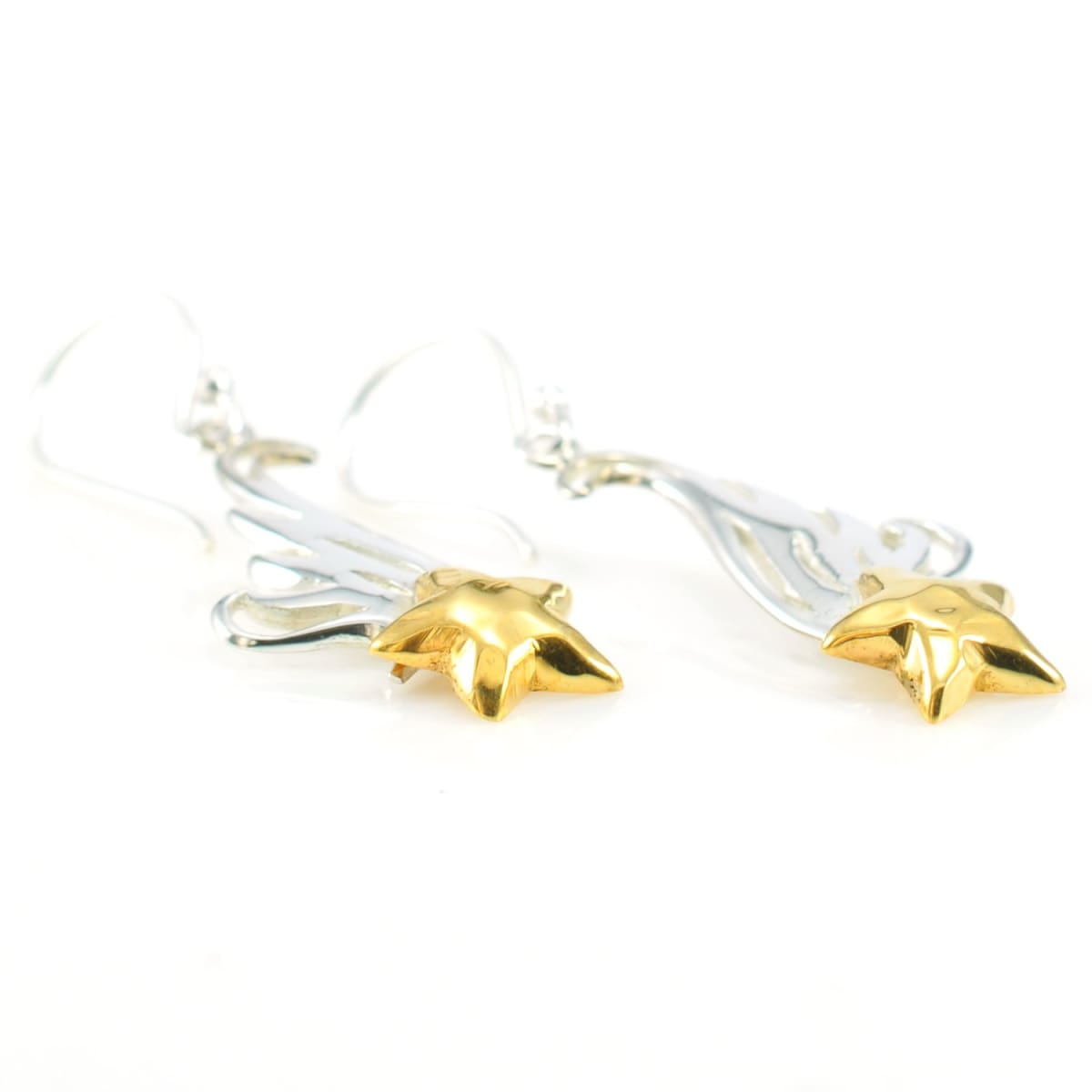 Guidance Wings- Star Earrings