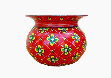 Home Decor KAUSHALAM CRYSTAL KALASH