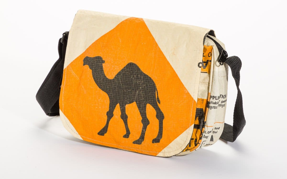 Shoulder Bags Kuna Crossbody Bag - Camel by TORRAIN