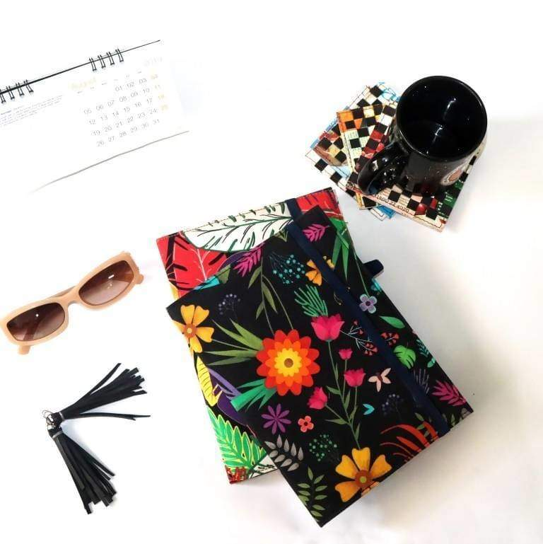 Accessories Mystic Flower Writing journal(GTM-190)