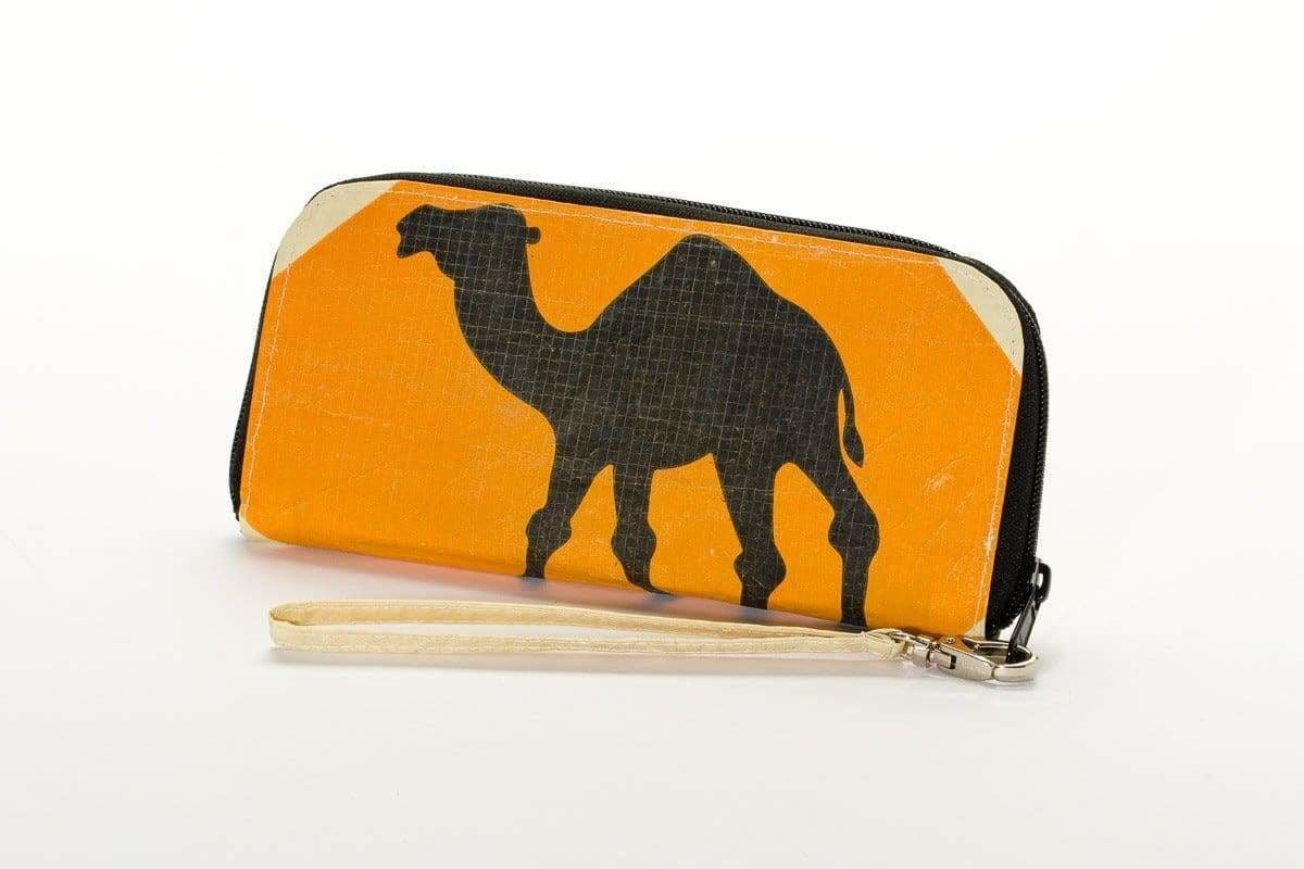 Wallets Network Wallet - Camel by TORRAIN