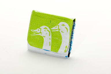 Wallets Packet Bi-Fold Wallet - Geese by TORRAIN