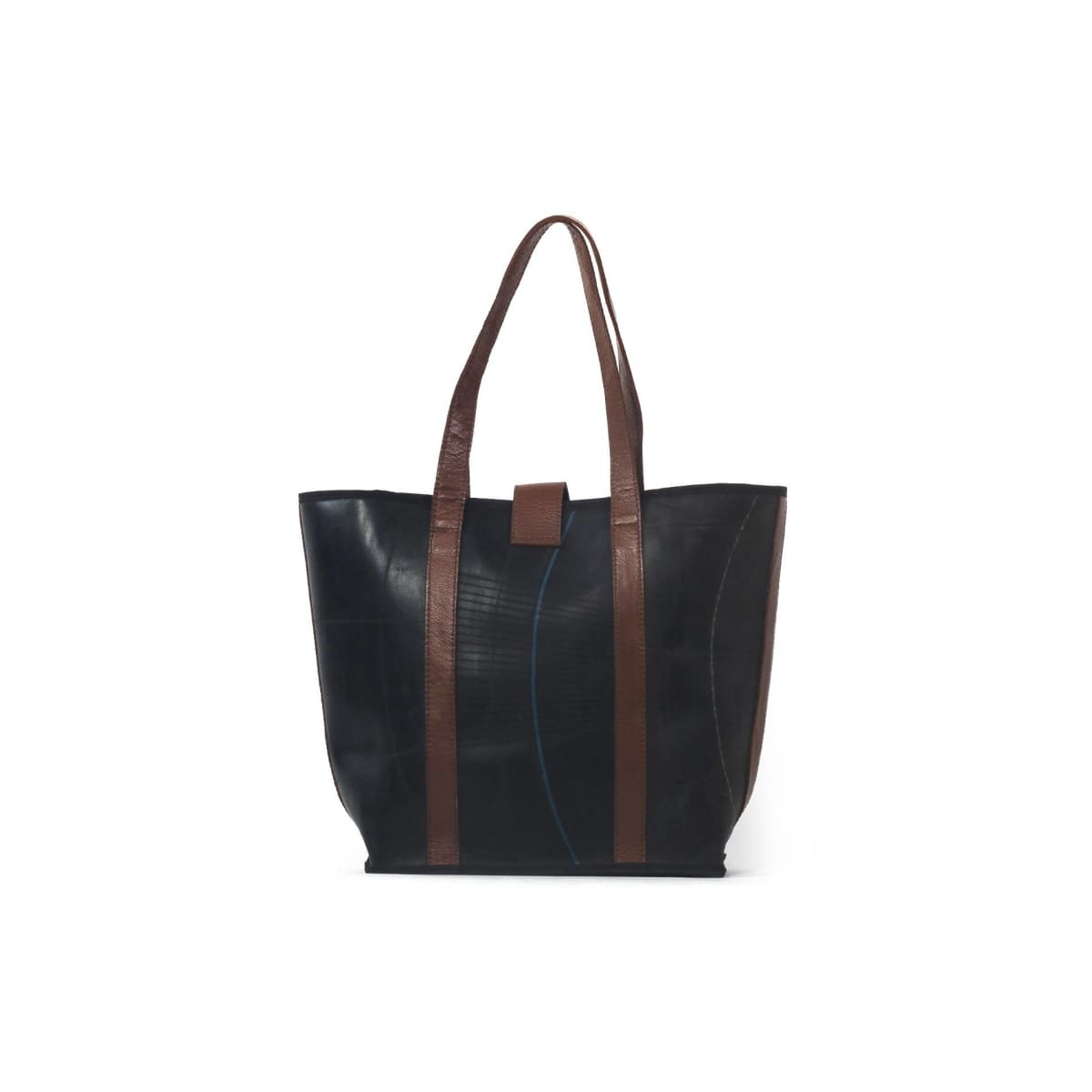 Tote Bags Recycled Leather Bag from Tyre Tubes