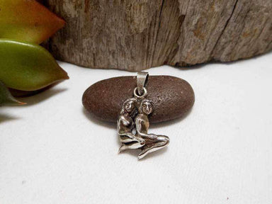 Necklaces Silver Gemini Star Sign Charm 925 Sterling Birth Horoscope