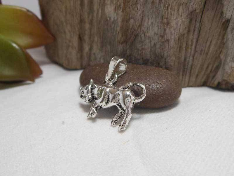 Necklaces Sterling Silver Taurus Star Sign Charm Zodiac Birth Horoscope