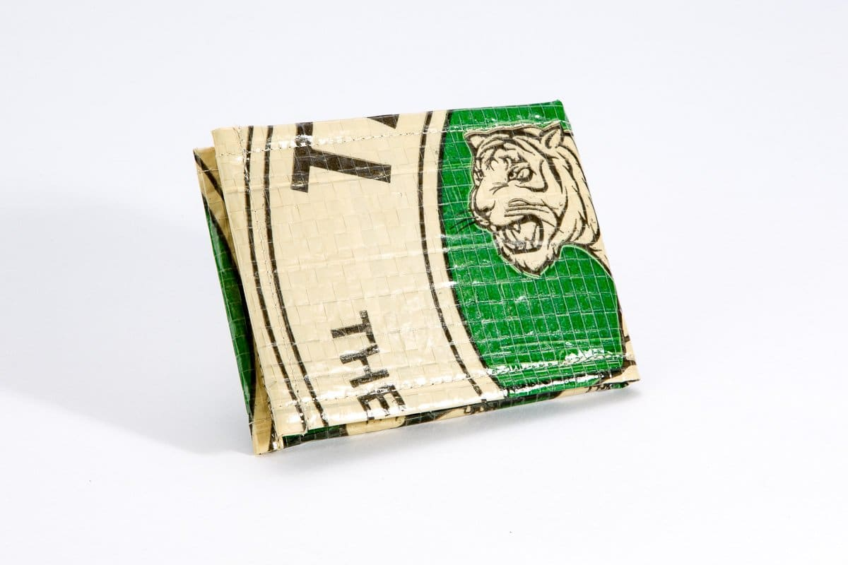 Wallets Trad Bi-Fold Wallet - Tiger by TORRAIN