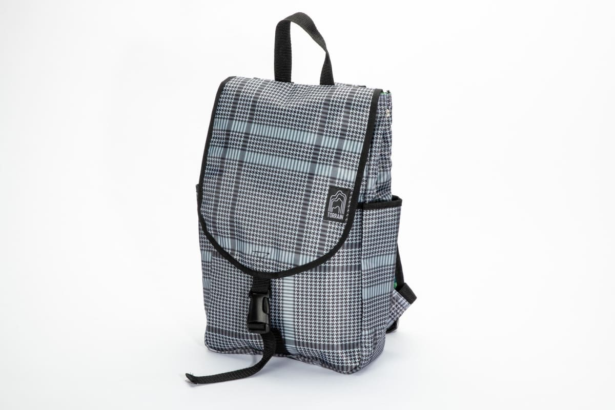 Shoulder Bags Venture Pack - Houndstooth Plaid by TORRAIN