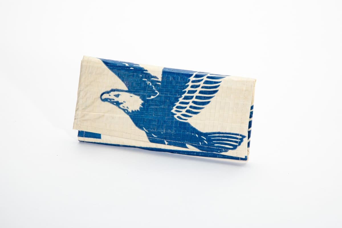 Wallets Voyage Bi-Fold Wallet - Eagle by TORRAIN