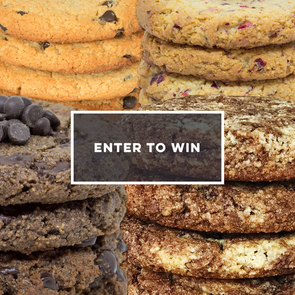 Win a Box of Keto Soft Batch Cookies