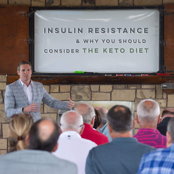 Insulin Resistance & Why You Should Consider the Keto Diet