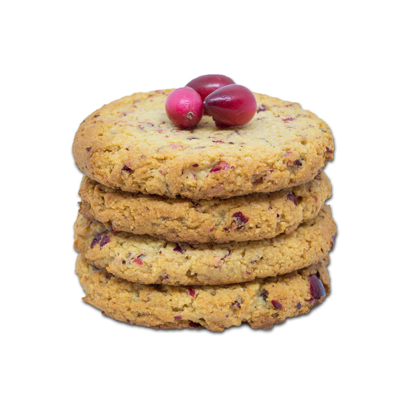 Cranberry Orange Soft Batch Cookies