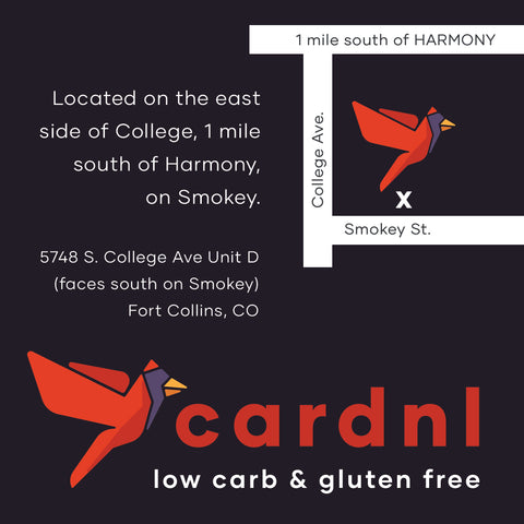 Directions to Cardnl in Fort Collins, Colorado