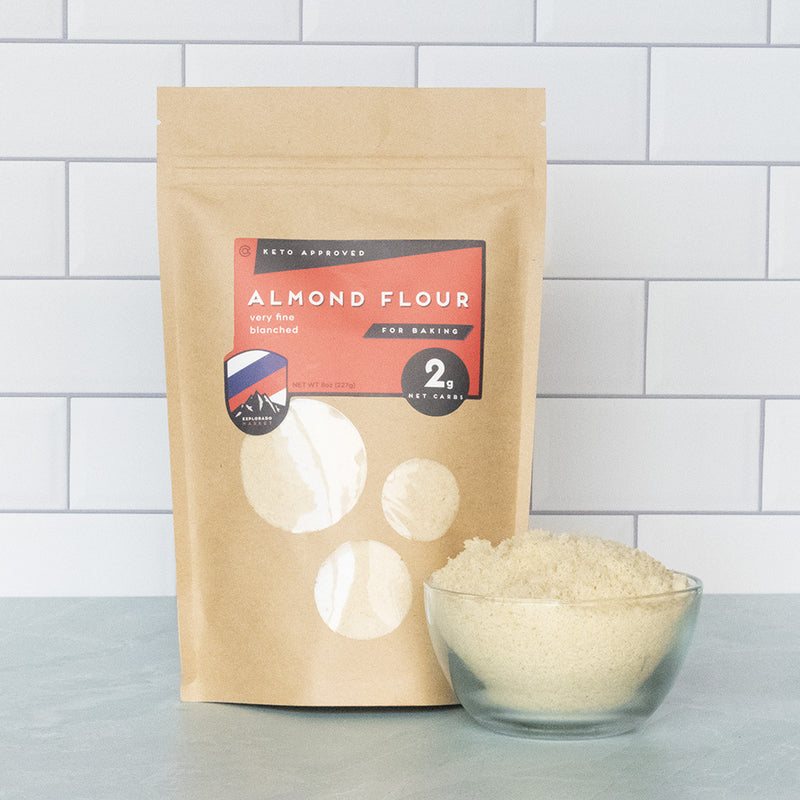 Almond Flour from Explorado Market