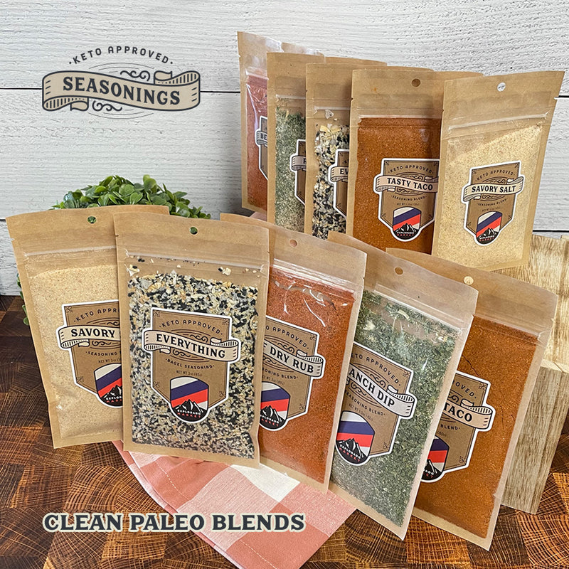 Keto Seasoning Blends by Explorado Market