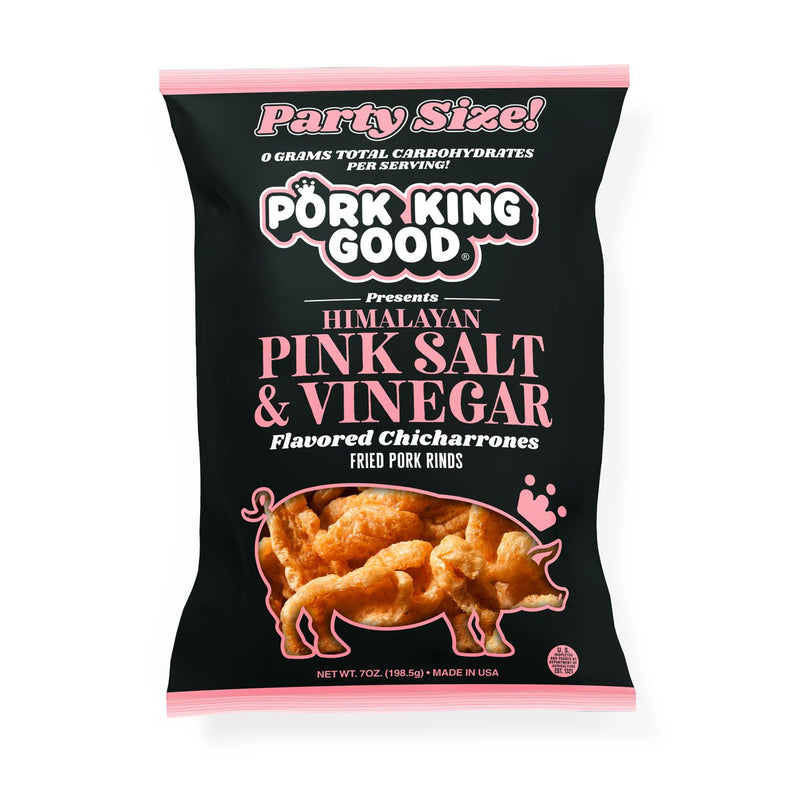 Chicharrones Pork Rinds (4 Flavors - 7oz) - Pork King Good