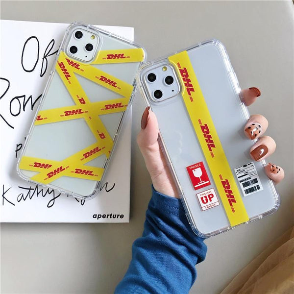 DHL iPhone 11 Case [Limited Edition]