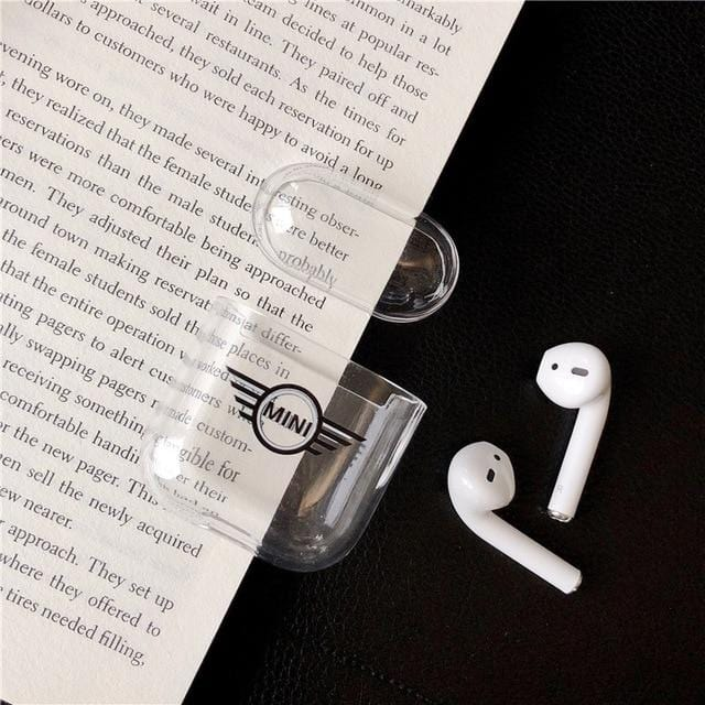 Luxury Transparent Case For Airpods