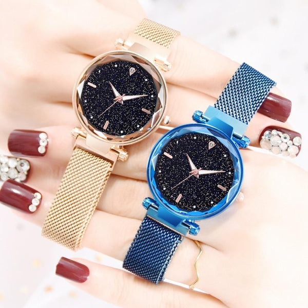 Starry Sky Female Wristwatch - The Emporio Originals