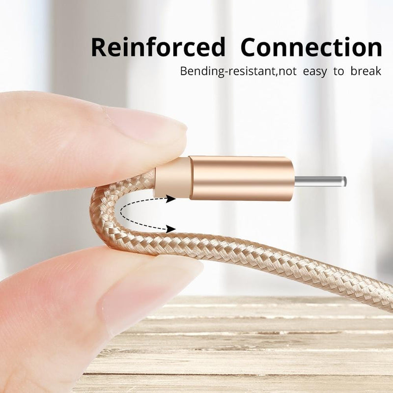 3.1A Fast Charging Cable For iPhone