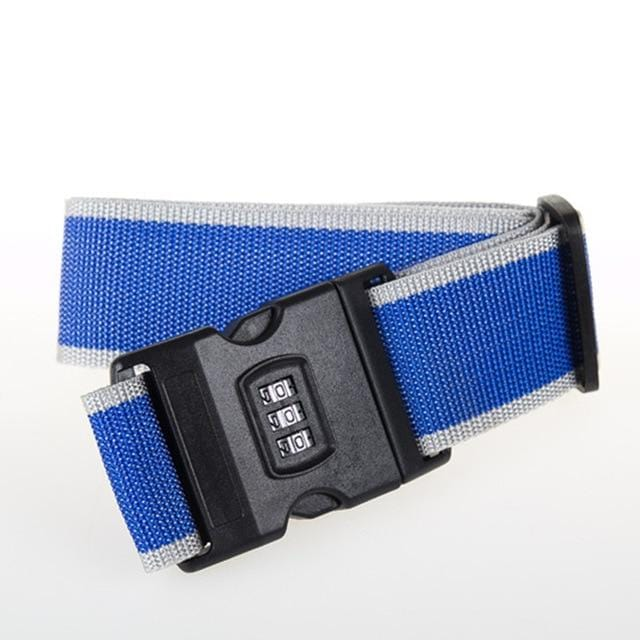Password Lock Durable Luggage Strap - The Emporio Originals
