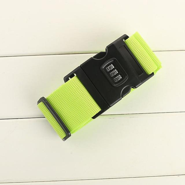 Password Lock Durable Luggage Strap