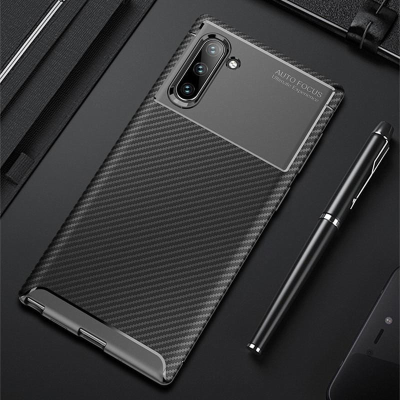 Carbon Fiber Samsung Galaxy Note 10 - The Emporio Originals