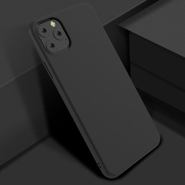 Soft TPU Case For iPhone 11 XI XI Max