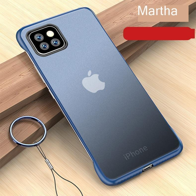 Frame-less iPhone 11 & Pro Case - The Emporio Originals