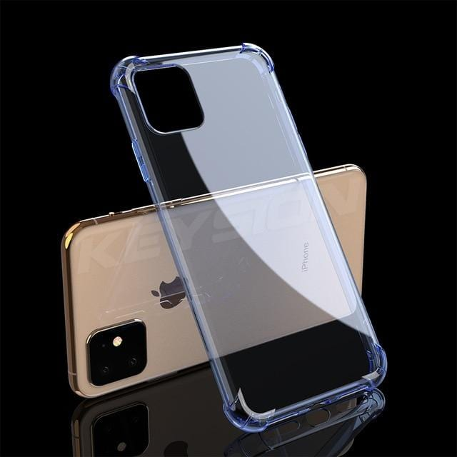 Transparent Case for iPhone 11 & 11 Pro
