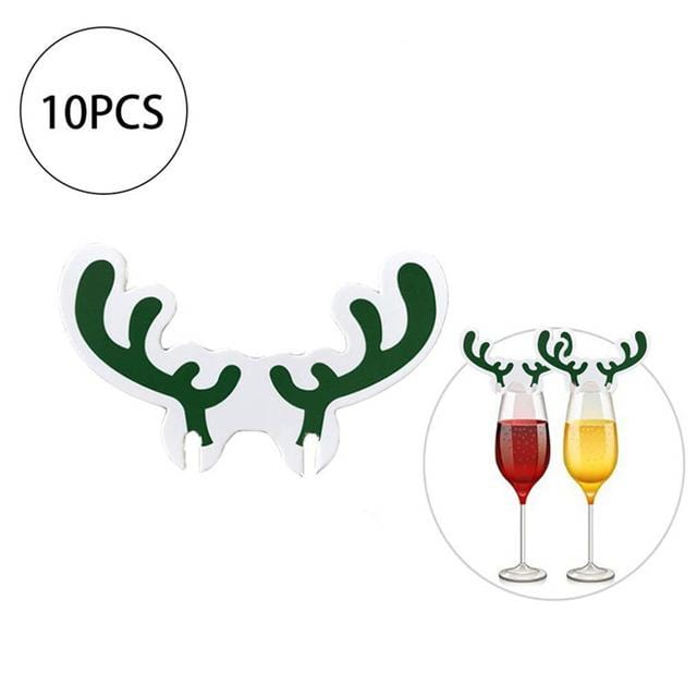 10Pcs/lot Christmas Decorations For Home - The Emporio Originals