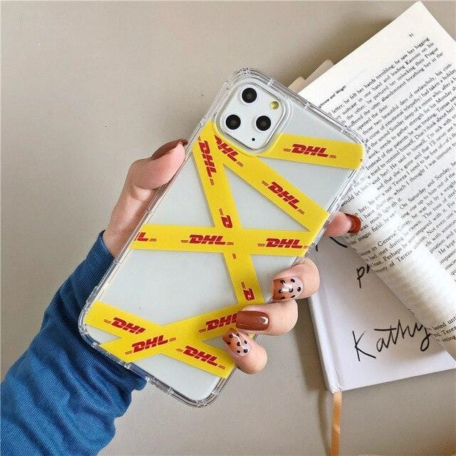 DHL iPhone 11 Case [Limited Edition] - The Emporio Originals