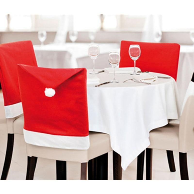 1PC Christmas Chair Cover - The Emporio Originals