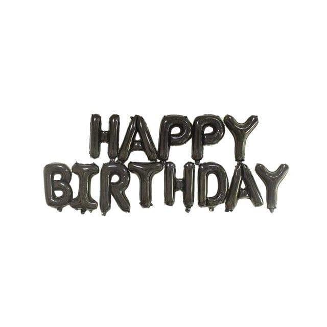 16 inch Letters HAPPY BIRTHDAY Letters - The Emporio Originals