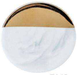 Gold Marble Coasters - The Emporio Originals