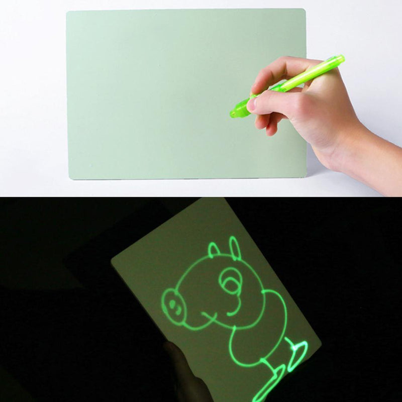 Children's Sketchpad & Luminous Drawing Board - The Emporio Originals