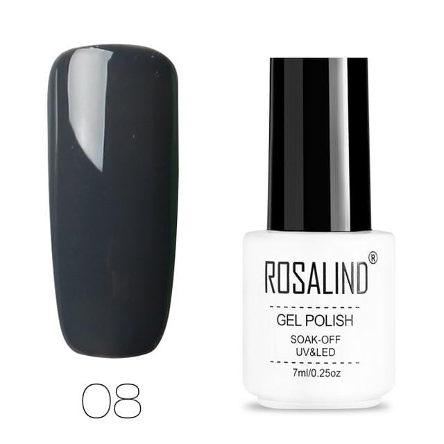 Nail Art Gel Top Coat Nail Polish - The Emporio Originals