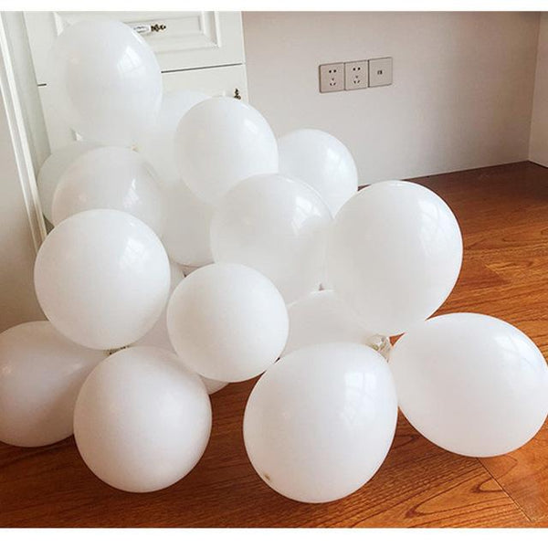 10pcs Latex Balloons - The Emporio Originals