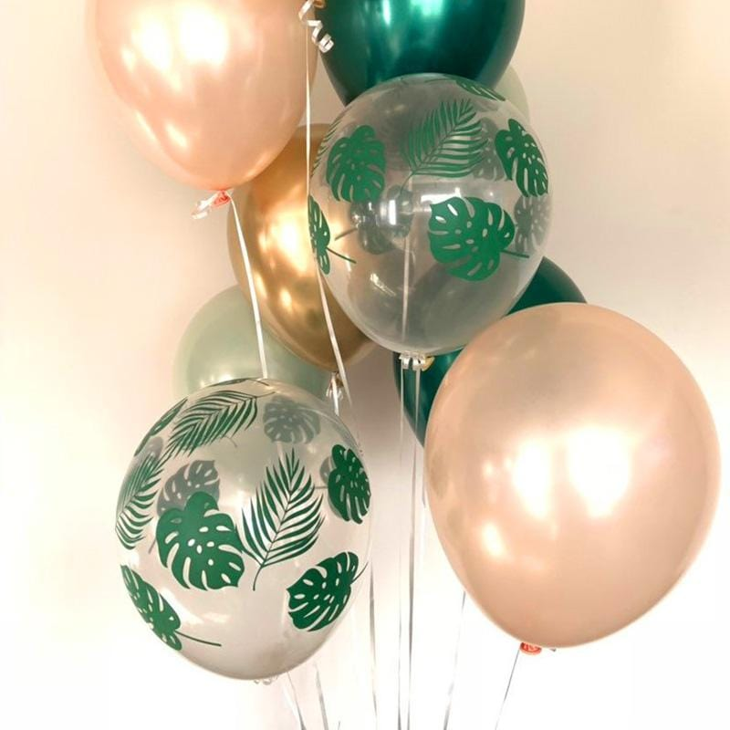 Transparent Latex Balloons
