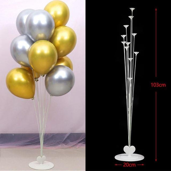 Tubes Balloons Stand - The Emporio Originals
