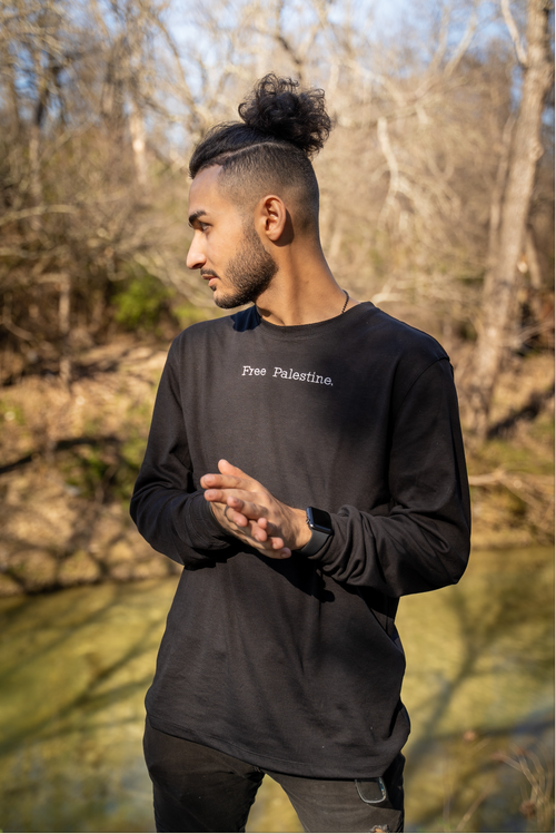 Free Palestine Long Sleeve