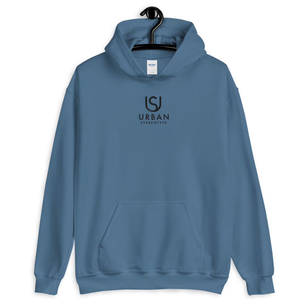 EMBROIDERED - Unisex Us Hoodies - (SELECT Your Color)