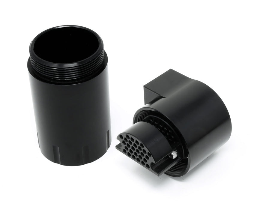 BMS Compact Double Baffle Oil Catch Can for 2.0T